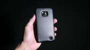 Samsung Galaxy S2 - Leather cover 08