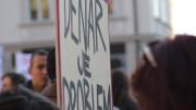 Protest na Kongresnem 03