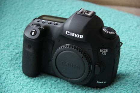 Canon 5D mark III - Foto/Video camera