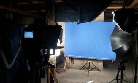 Blue Screen Video produkcija JuvanNet
