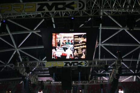 Predvajanje promocijskega videa JuvanNet