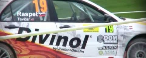 Rally Saturnus 2010 (snemanje&montaža)