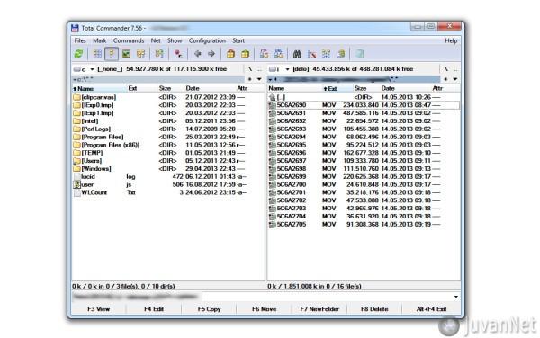 Adobe Premiere CS5 ne podpira 5D mark III MOV video formata - preimenovanje v MP4 02