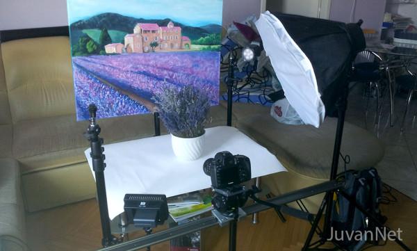Snemanje sivke-JuvanNet