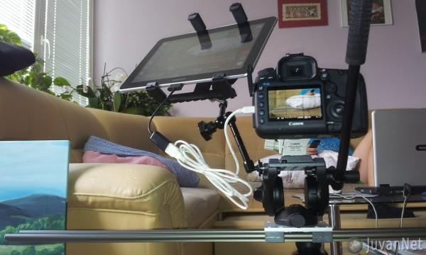 Vsestranska produkcijska pritrditvena roka s kleščami - JuvanNet (9)