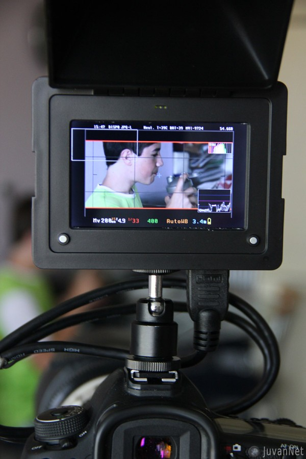 Electronic Viewfinder on 5D Mark III