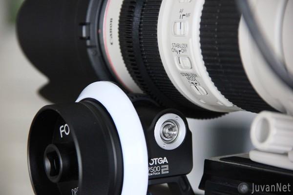 Follow focus with 5D Mark III