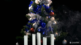 Christmas Decoration and Painting (5)