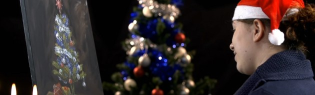 Christmas Decoration and Painting (8)