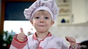Little Cook Making Cookies showreel (1)