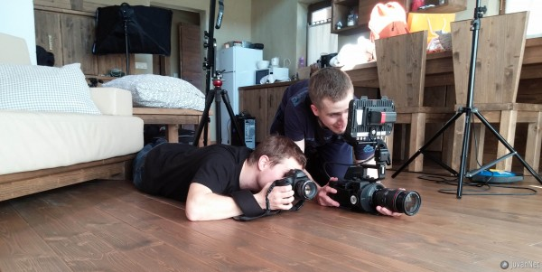 Making of - Pannonian house (4)