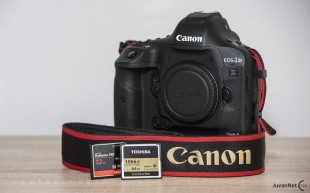 Canon 1Dx Mark II Toshiba Sandisk_JuvanNet