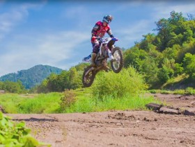 [STOCK] Motocross slowmov & aerial