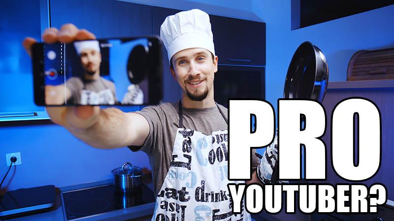 Youtuber za polni delovni čas